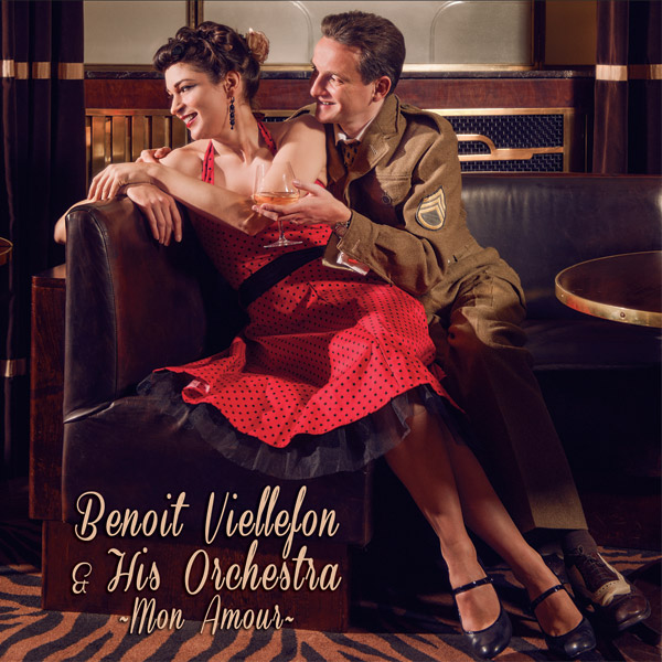 Benoit Viellefon & His Orchestra new album